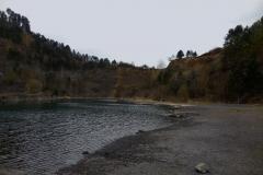 Jezero v lomu Kosov