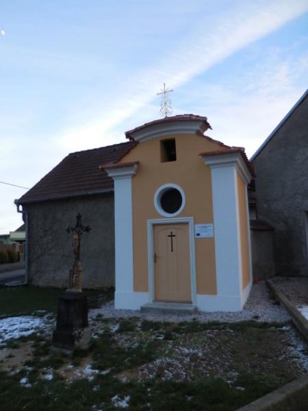 Kaple v Tobolce
