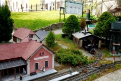 venkovské nádraží