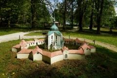 kostel sv. Jana Nepomuckého na Zelené hoře u Žďáru nad Sázavou