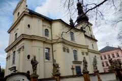 Kostel sv. Jana Křtitele v Lysé nad Labem