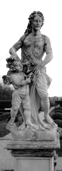 Venuše s Kupidem