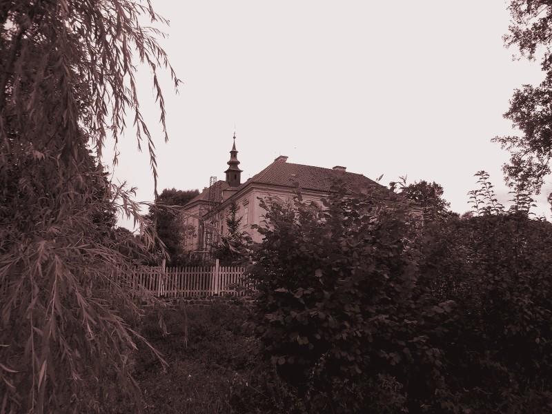 zámek Radíč