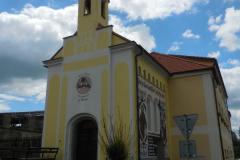 Kaple v Kučeři