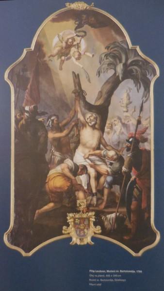 Umučení sv. Bartoloměje