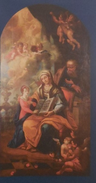 Vyučování Panny Marie