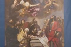 Nanebevzetí Panny Marie a sedm zakladatelů řádu servitů