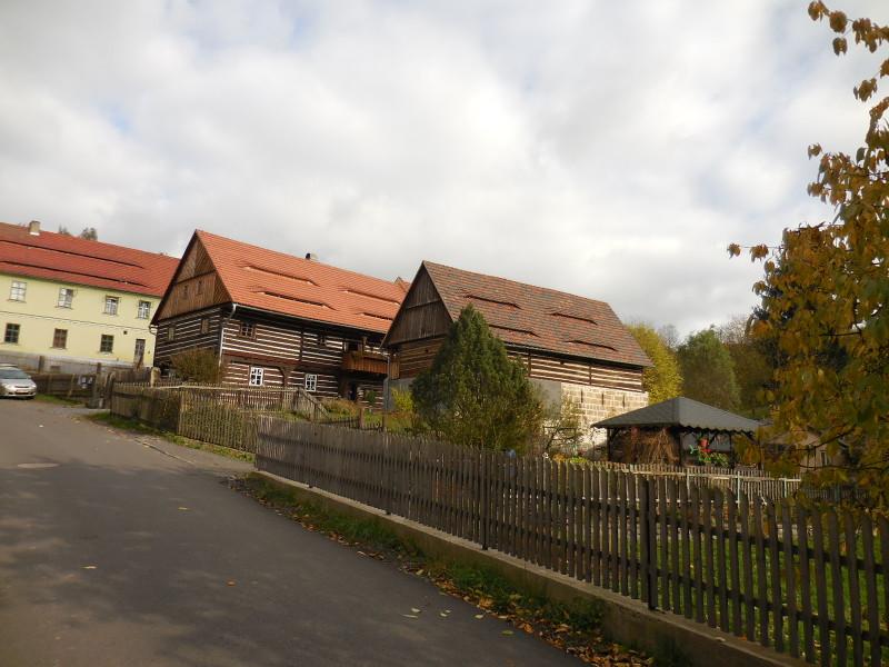 Dům z Loubí se špýcharem