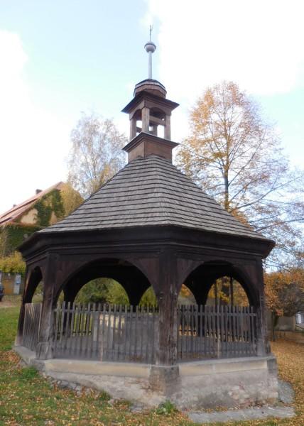 barokní studna